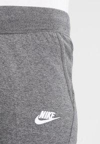 Nike Sportswear - PANT TIGHT - Teplákové kalhoty - charcoal heather/dark grey/white - 3