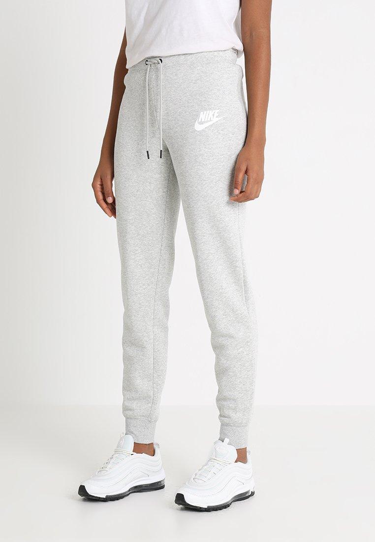 Nike Sportswear - RALLY - Træningsbukser - mottled grey