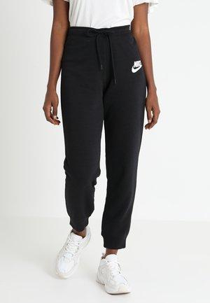 RALLY - Spodnie treningowe - black