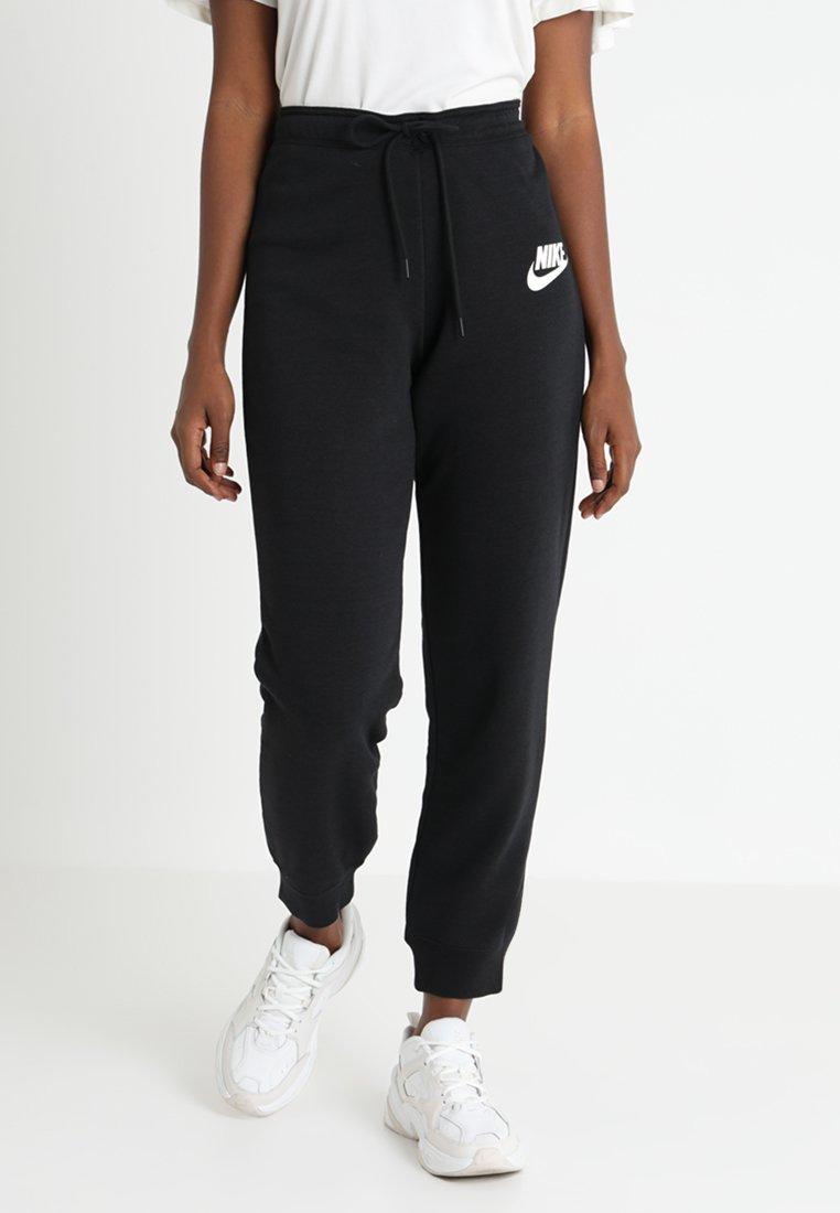 Nike Sportswear - RALLY - Spodnie treningowe - black