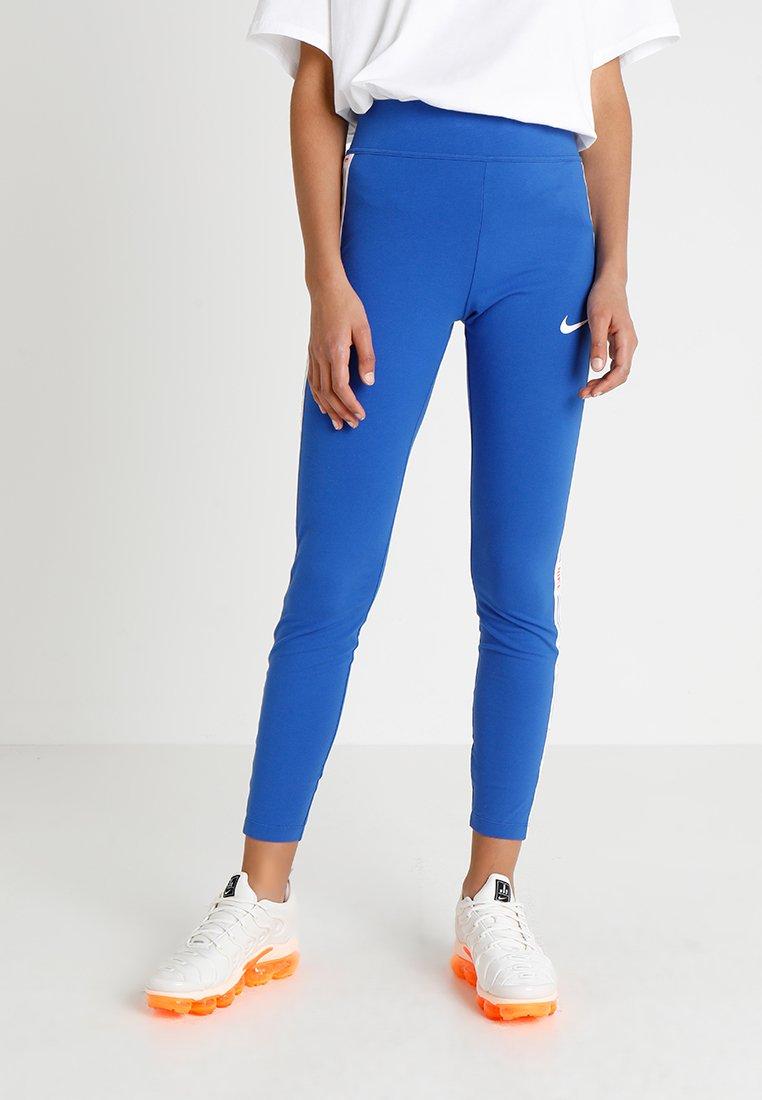 Nike Sportswear - Leggings - Hosen - game royal/white