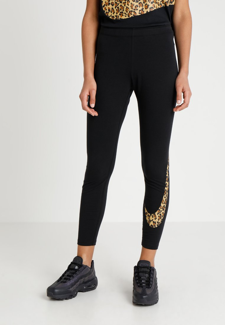 Nike Sportswear - Leggings - Trousers - black
