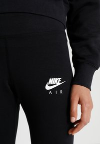 Nike Sportswear - AIR - Leggings - Hosen - black/white - 4