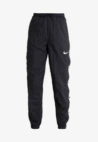 Nike Sportswear - PANT POPPER - Træningsbukser - black/white - 3