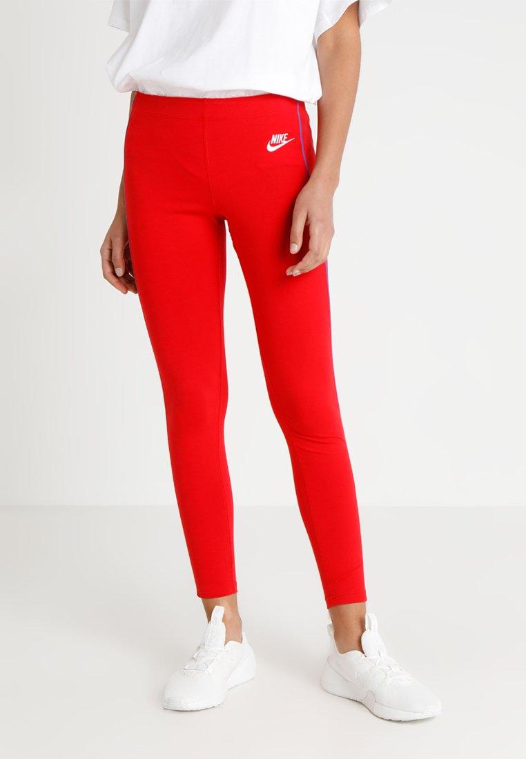 Nike Sportswear - Leggings - Hosen - university red/game royal/white