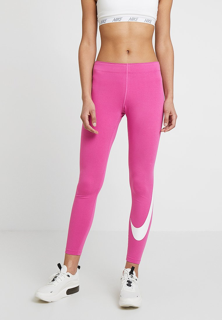 Nike Sportswear - Leggings - Hosen - active fuchsia/white