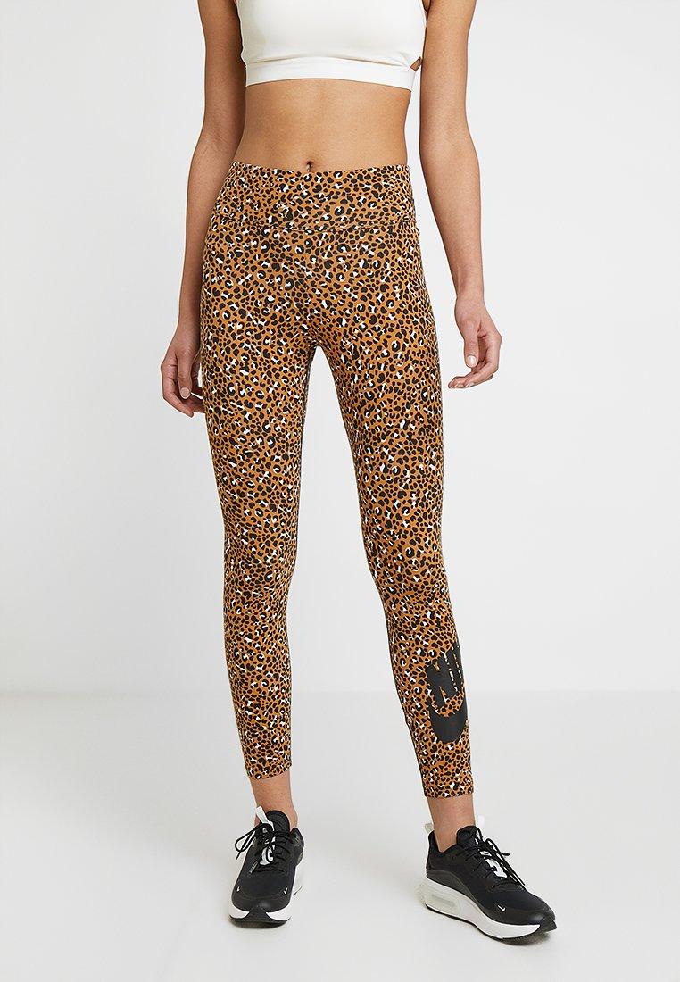 Nike Sportswear - Leggings - Trousers - desert ochre