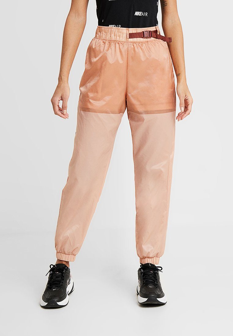 Nike Sportswear - PANT - Jogginghose - rose gold/black