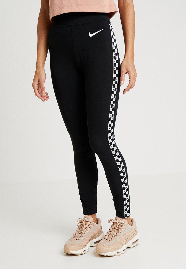 Nike Sportswear - Leggings - Hosen - black