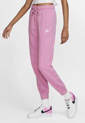 Spodnie treningowe - magic flamingo/white