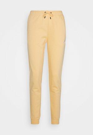 Teplákové kalhoty - orange/chalk