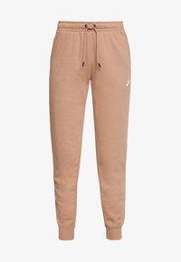 Nike Sportswear - Spodnie treningowe - desert dust - 3