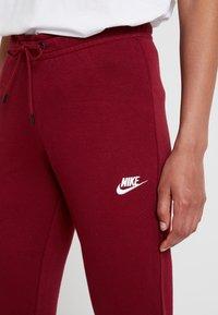 Nike Sportswear - Joggebukse -  red - 5