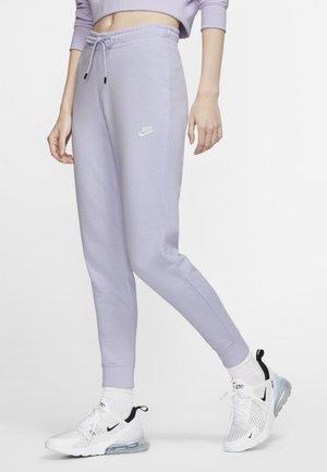 Pantalon de survêtement - lavender mist/white