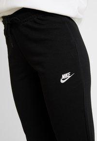 Nike Sportswear - Joggebukse - black/white - 4