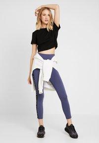 Nike Sportswear - AIR - Punčochy - sanded purple - 1