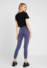 Nike Sportswear - AIR - Punčochy - sanded purple - 2