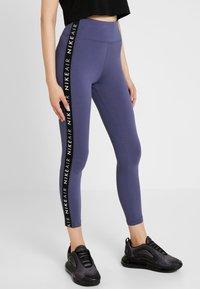 Nike Sportswear - AIR - Punčochy - sanded purple - 0