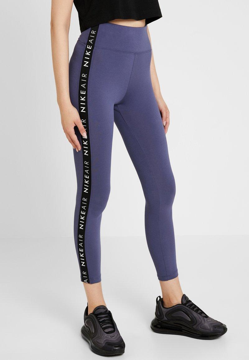 Nike Sportswear - AIR - Punčochy - sanded purple