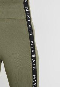 Nike Sportswear - AIR - Leggings - medium olive - 5