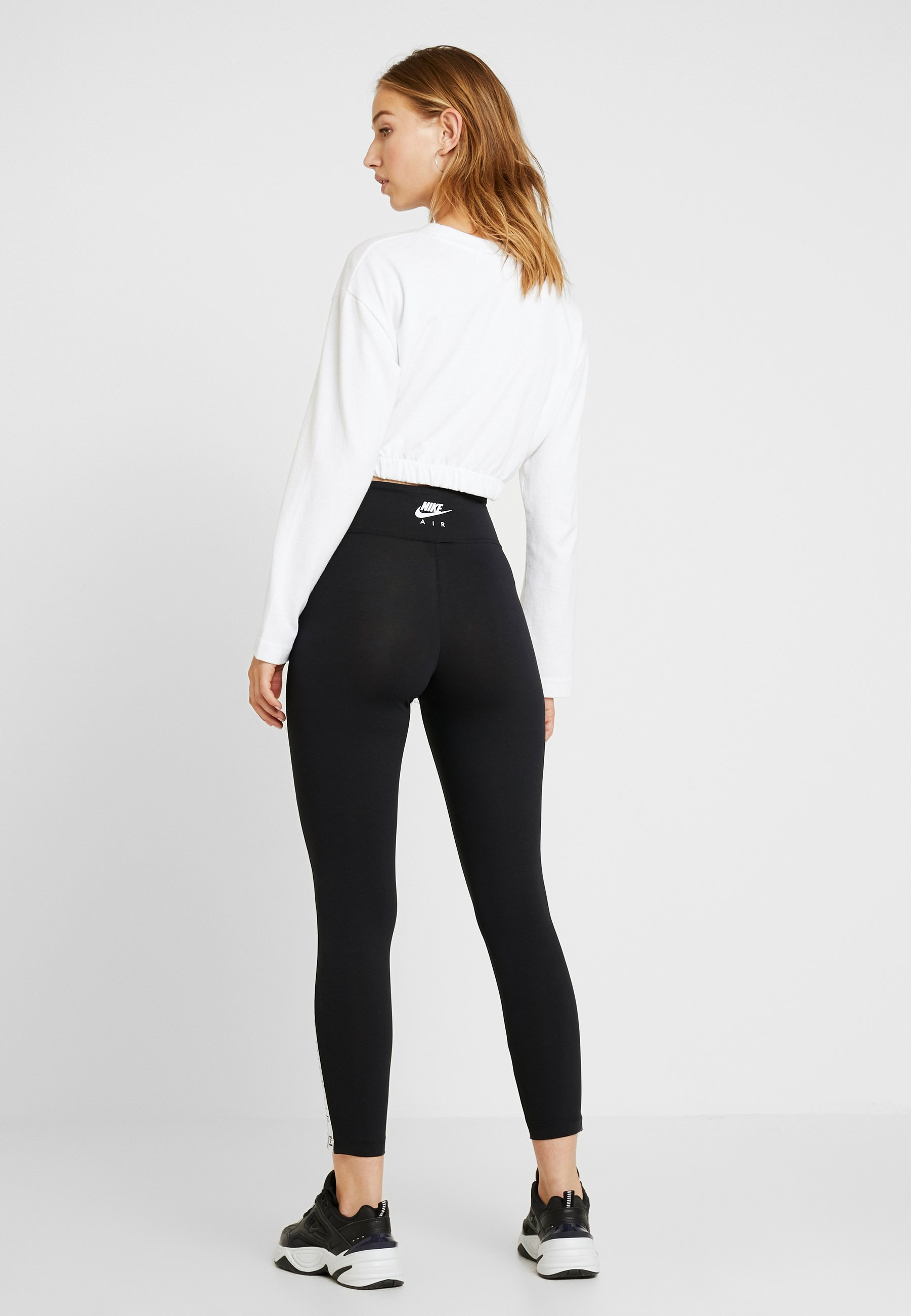 Nike Sportswear AIR - Legginsy - black