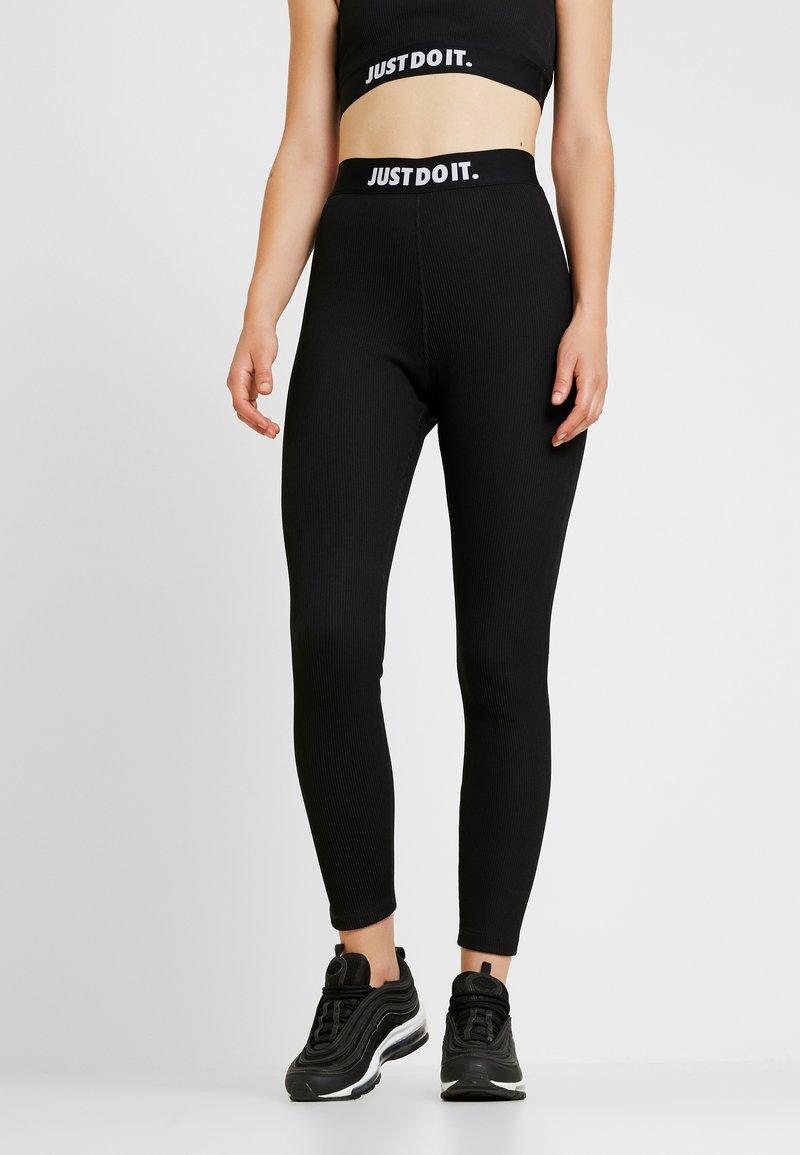 Nike Sportswear - Leggings - black