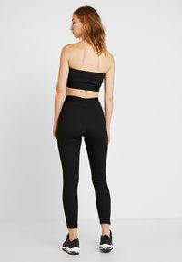 Nike Sportswear - Leggings - black - 2