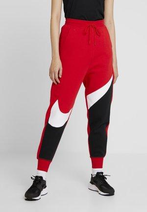 PANT - Pantalon de survêtement - university red/black/white