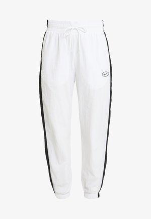 Teplákové kalhoty - white