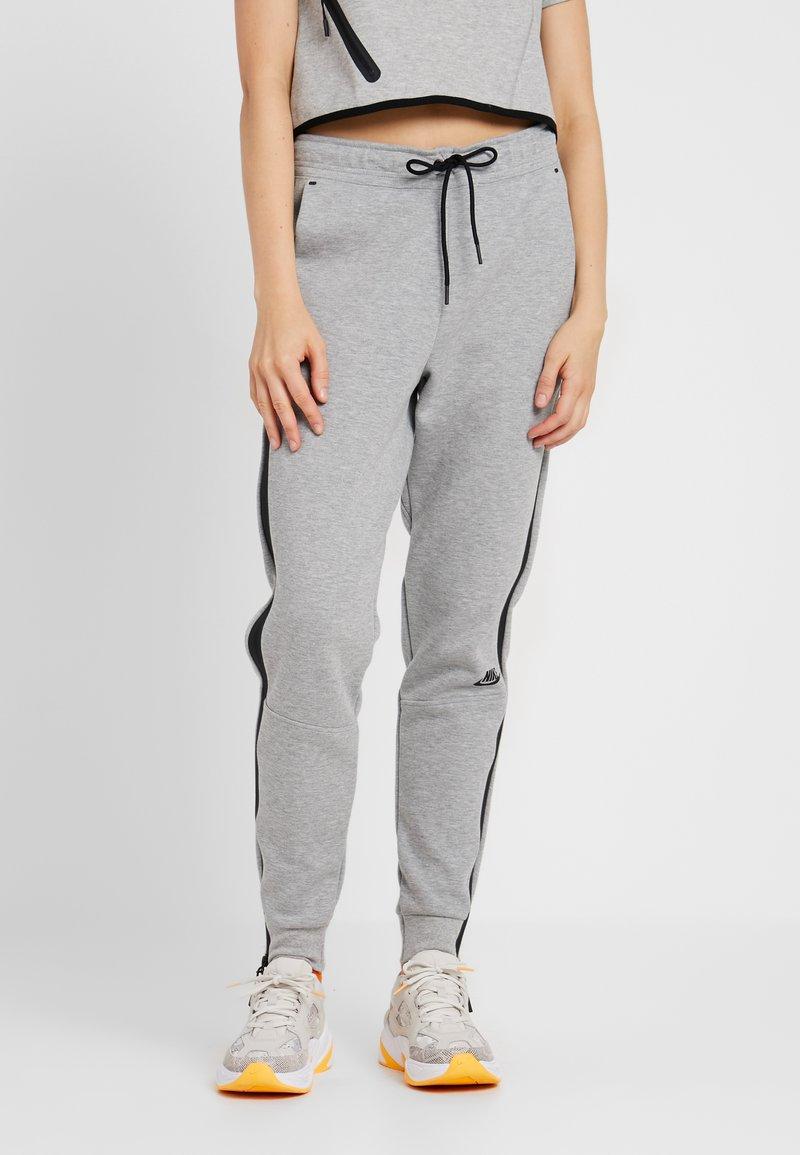 Nike Sportswear - PANT REIMAG - Tracksuit bottoms - dark grey heather/black