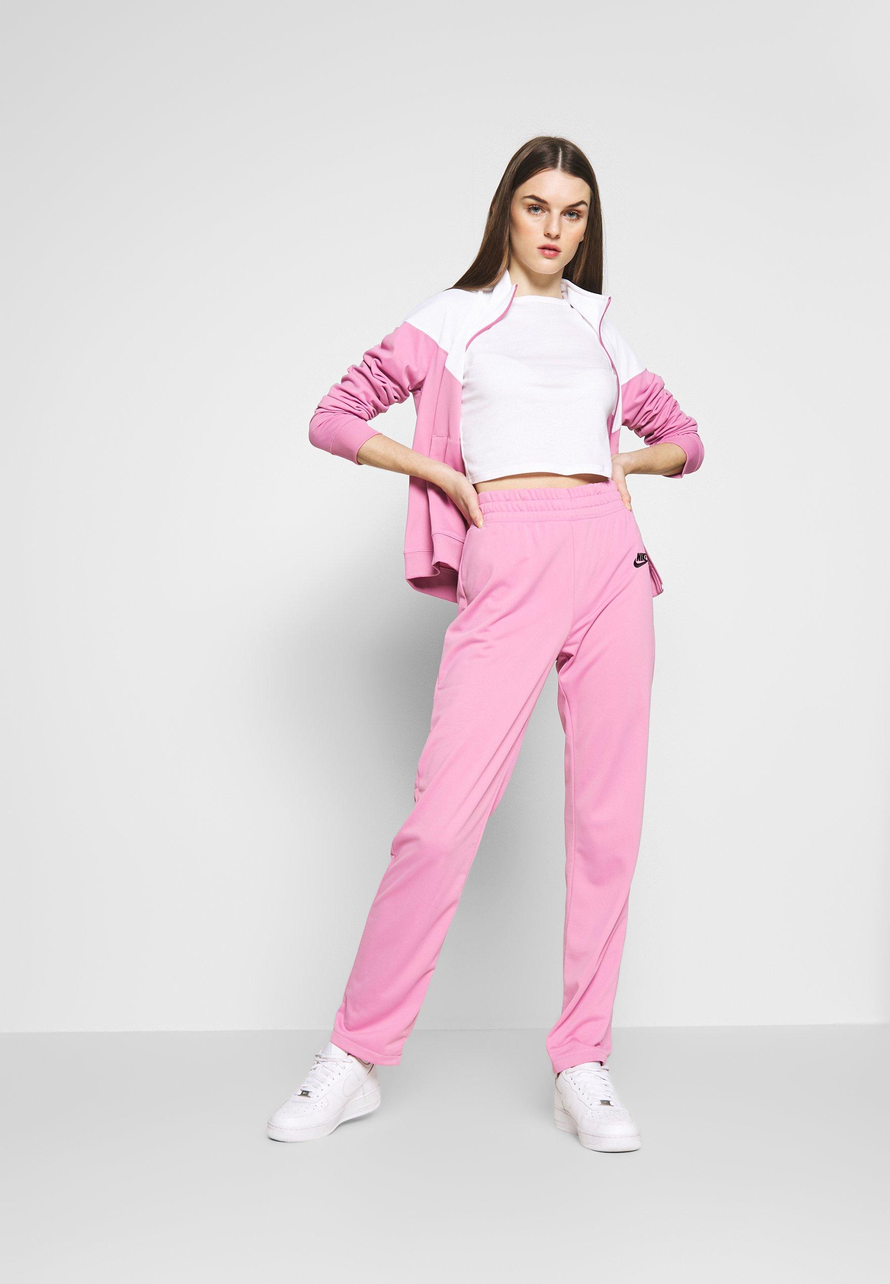 Nike Sportswear Suit - Survêtement Magic Flamingo/white