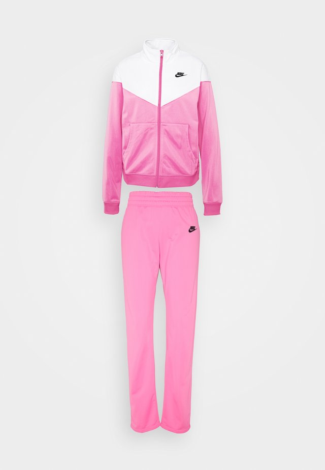 SUIT - Trainingspak - pinksicle/white/black
