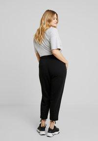 Nike Sportswear - PANT TIE - Verryttelyhousut - black - 2