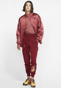 Nike Sportswear - SHINE - Pantalon de survêtement -  red - 1