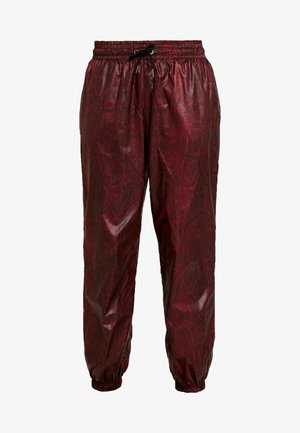 PANT - Tracksuit bottoms - team red/black