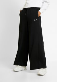 Nike Sportswear - PANT  - Träningsbyxor - black/white - 0