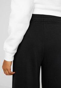 Nike Sportswear - PANT  - Träningsbyxor - black/white - 3