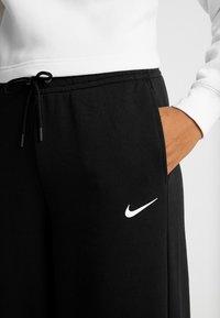 Nike Sportswear - PANT  - Träningsbyxor - black/white - 5