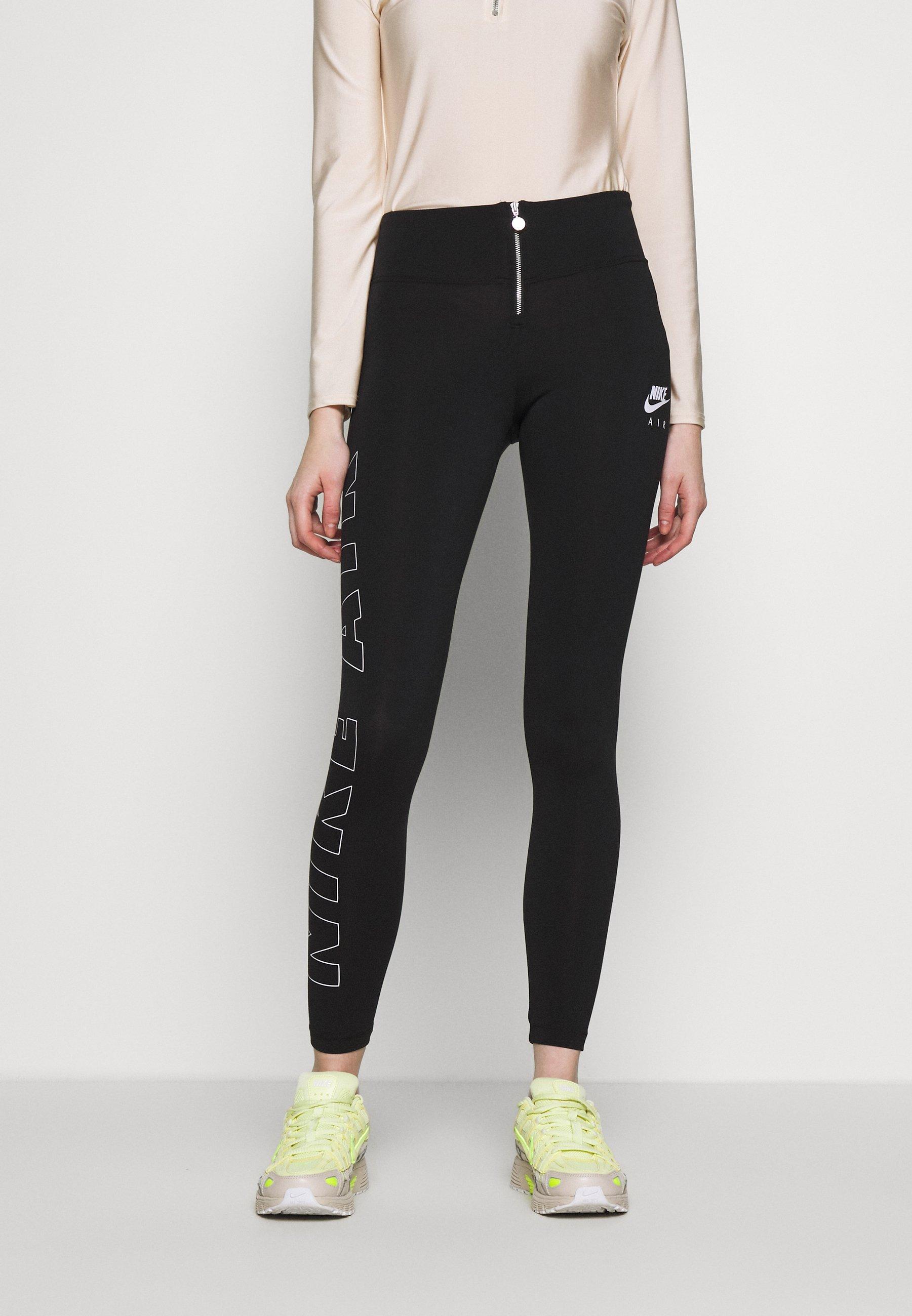 Nike Sportswear Legginsy - black