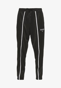 Nike Sportswear - PANT - Jogginghose - black/black/white - 3