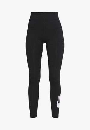 LEGASEE FUTURA - Leggings - Trousers - black/white