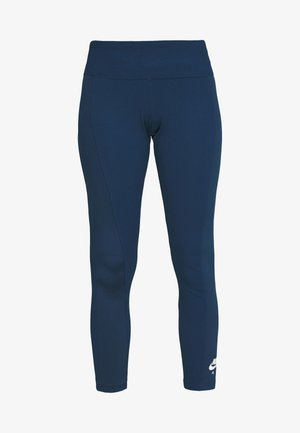 Legging - valerian blue/ice silver