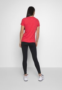 Nike Sportswear - Leggings - black/white - 2