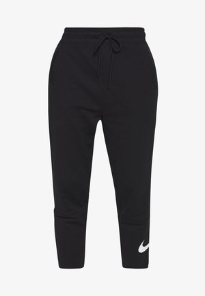 W NSW SWSH PANT FT - Joggebukse - black/white