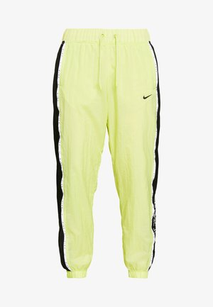 PANT PIPING - Pantaloni - limelight/black