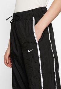 Nike Sportswear - PANT PIPING - Kalhoty - black/white - 4