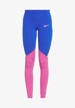 Leggings - game royal/cosmic fuchsia/fossil