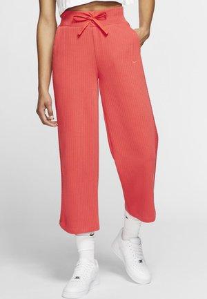 PANT - Spodnie treningowe - track red