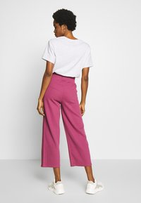 Nike Sportswear - PANT - Tracksuit bottoms - mulberry rose - 2