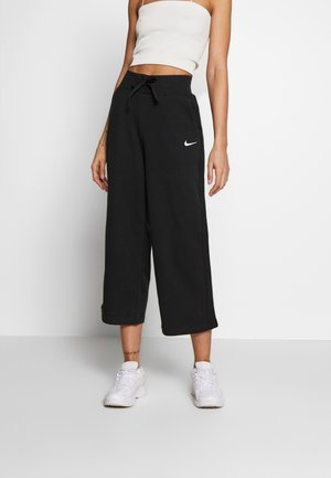 PANT - Trainingsbroek - black/white